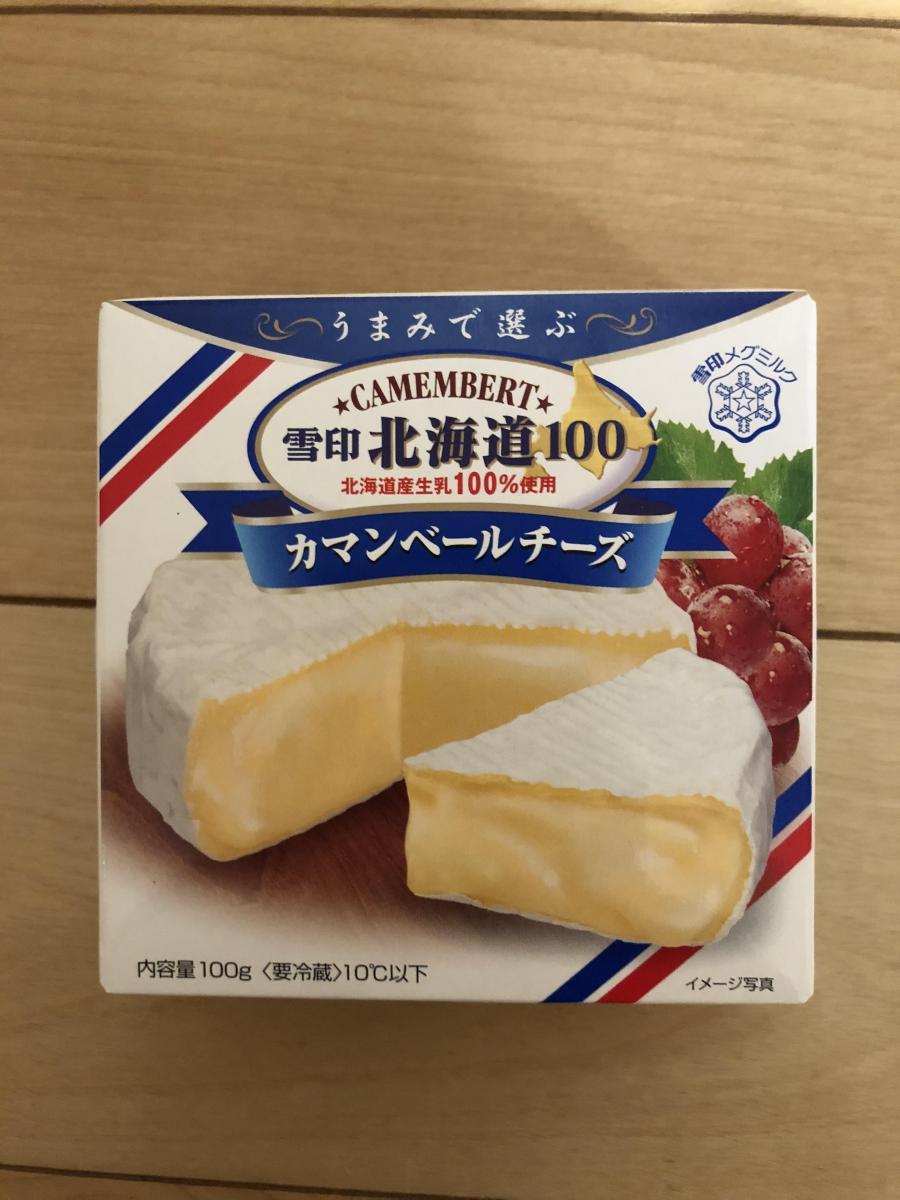チーズ カロリー カマンベール