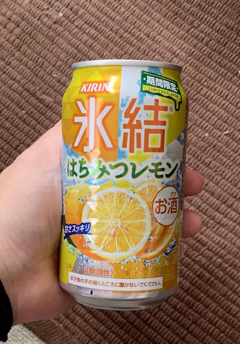 氷結 はちみつ レモン