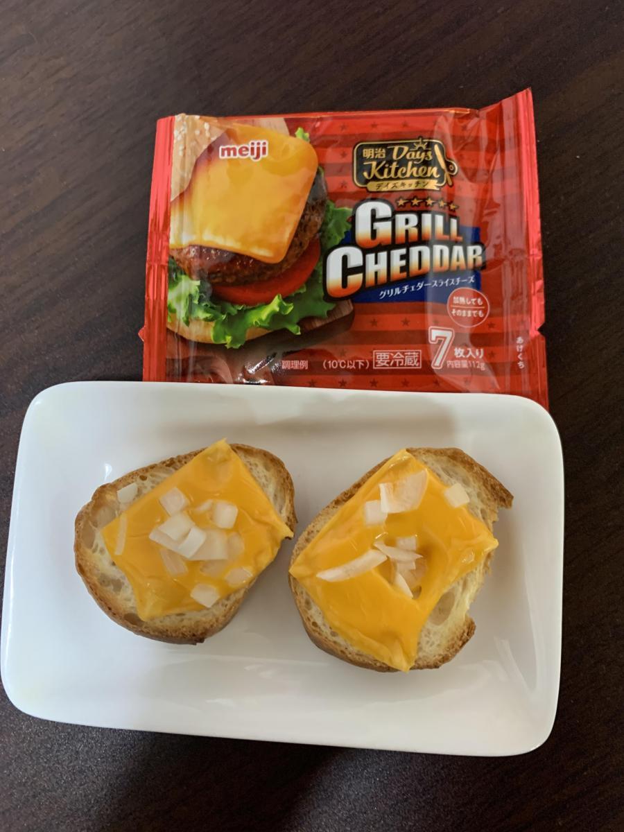 チーズ スライス チェダー