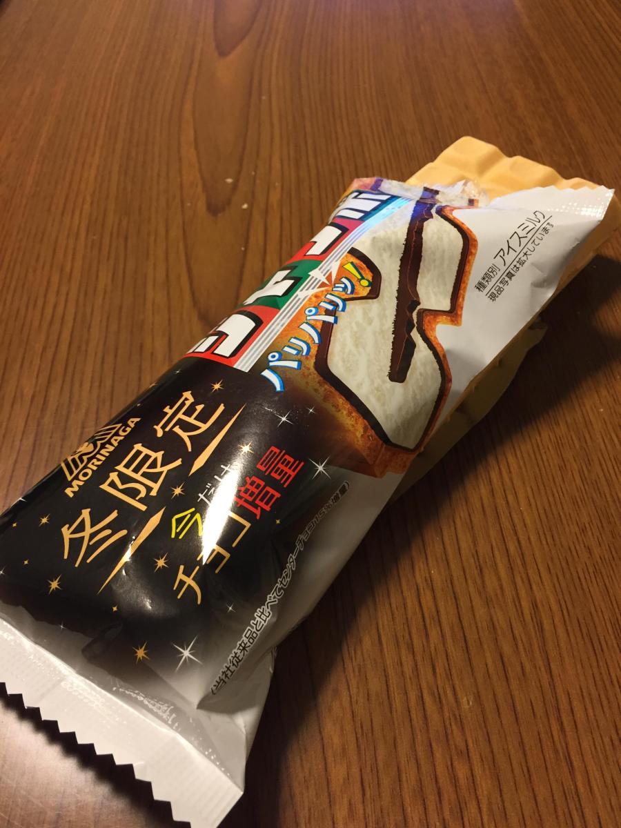 な し チョコ なし ジャンボ モナカ